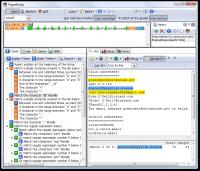 RegexBuddy 4.8.0 screenshot. Click to enlarge!