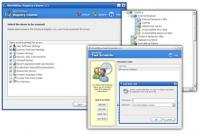 Registry Clean 5.11 screenshot. Click to enlarge!