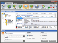 Registry CleanUP Suite 6.2.6.1 screenshot. Click to enlarge!