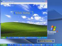 RemotePC 7.2.5 screenshot. Click to enlarge!