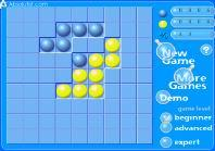 Reversi Fight 1.0 screenshot. Click to enlarge!