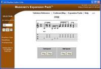 Rhythm Guitar Licks and Riffs 3.0 screenshot. Click to enlarge!