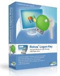 Rohos Logon Key 3.3 screenshot. Click to enlarge!