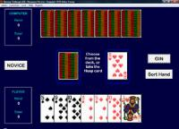 Rummy Challenge 2.0 screenshot. Click to enlarge!