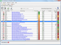 SEO PowerSuite 64.7 screenshot. Click to enlarge!