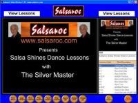 Salsaroc Salsa Shines 2.01 screenshot. Click to enlarge!