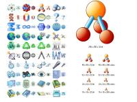 Science Icon Set 3.7 screenshot. Click to enlarge!