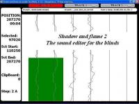 Shadow and fLame Accessible For Blinds 2.0 screenshot. Click to enlarge!