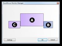 ShareMouse 3.0.61 screenshot. Click to enlarge!
