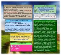 ShixxNOTE 6.net screenshot. Click to enlarge!
