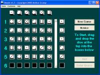 Sleuth 1.9 screenshot. Click to enlarge!