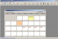 Smart Calendar 3.4.0-b314 screenshot. Click to enlarge!