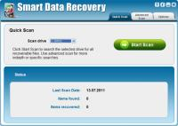 Smart Data Recovery 4.2 screenshot. Click to enlarge!