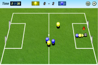 Soccer 1.5.0 screenshot. Click to enlarge!