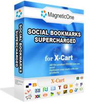Social Bookmarks X-Cart Mod 4.0.3 screenshot. Click to enlarge!