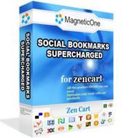 Social Bookmarks Zen Cart Module 4.2.1 screenshot. Click to enlarge!