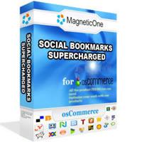 Social Bookmarks osCommerce Module 4.2.2 screenshot. Click to enlarge!