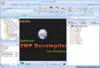 Sothink SWF to FLA Converter 6.6 screenshot. Click to enlarge!