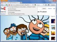 Sothink Web Video Downloader for Firefox 6.1 screenshot. Click to enlarge!