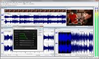 Sound Forge Audio Studio 10.0.295 screenshot. Click to enlarge!