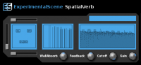 SpatialVerb VST 5.7.0 screenshot. Click to enlarge!