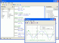 SpeQ Mathematics 3.4 screenshot. Click to enlarge!