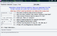 SpectrumSolvers 6.12 screenshot. Click to enlarge!
