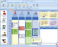Sports and Fitness Manager for Workgroup 3.0 screenshot. Click to enlarge!