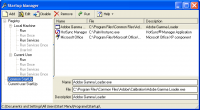 Startup Manager 2.4.2 screenshot. Click to enlarge!