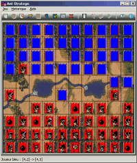 Stratego 012 screenshot. Click to enlarge!