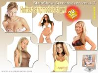 StripShow Screensaver 1.7 screenshot. Click to enlarge!