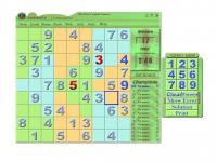 Sudoku Extend 3.00 screenshot. Click to enlarge!