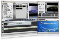 SuperDVD Video Editor 1.8.5 screenshot. Click to enlarge!