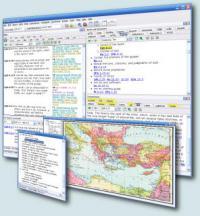 SwordSearcher Bible Software 6.1.1 screenshot. Click to enlarge!