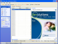 TCP Spy .NET Professional Edition 4.1 screenshot. Click to enlarge!
