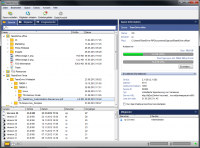 TeamDrive Portable 4.3.1.1654 screenshot. Click to enlarge!