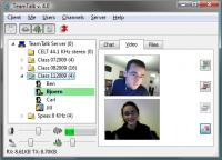 TeamTalk 5.2.2.4888 screenshot. Click to enlarge!