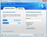 TeamViewer 12.0.78716 screenshot. Click to enlarge!