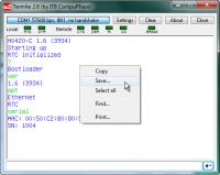 Termite 3.2 screenshot. Click to enlarge!