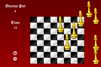The Eight Queens 1.3.0 screenshot. Click to enlarge!