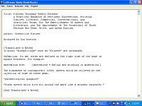 The War of the Worlds ebook 1.0 screenshot. Click to enlarge!