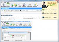 Thunder Mailer 1.2.0.0 screenshot. Click to enlarge!
