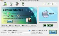 Tipard BlackBerry VideoConverter for Mac 3.6.06 screenshot. Click to enlarge!