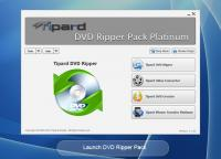 Tipard DVD Ripper Pack Platinum 6.1.60 screenshot. Click to enlarge!