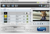 Tipard DVD Ripper Platinum 6.3.26 screenshot. Click to enlarge!