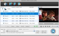 Tipard DVD to iPhone Converter for Mac 3.6.12 screenshot. Click to enlarge!