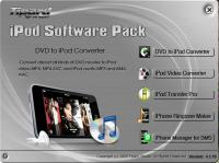 Tipard iPod Software Pack 6.1.36 screenshot. Click to enlarge!