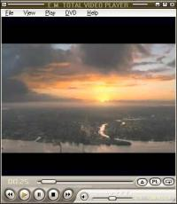 Total Video Player 8.4 screenshot. Click to enlarge!