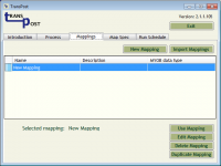 TransPost 3.1.0.296 screenshot. Click to enlarge!
