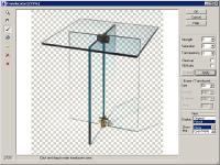 Translucator 1.0 screenshot. Click to enlarge!
